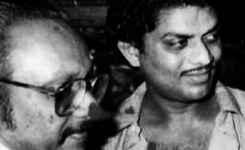 Cartoonist-Yesudasan-with-Jagathy-Sreekumar