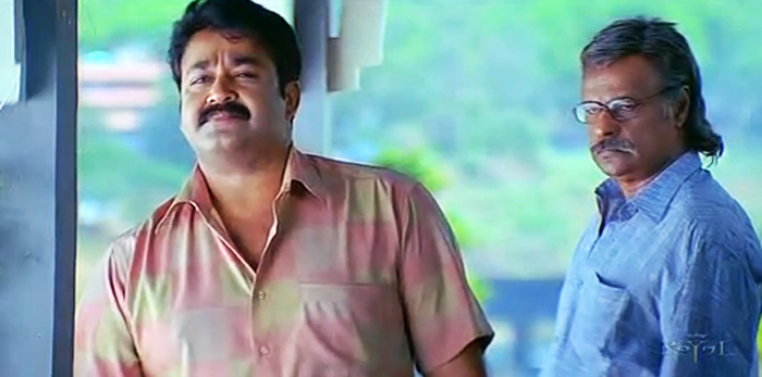 Mohanlal and Bharat Gopy in Rasathanthram