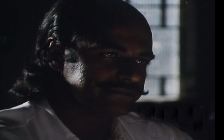 Bharat Gopy as Krishnan Raju