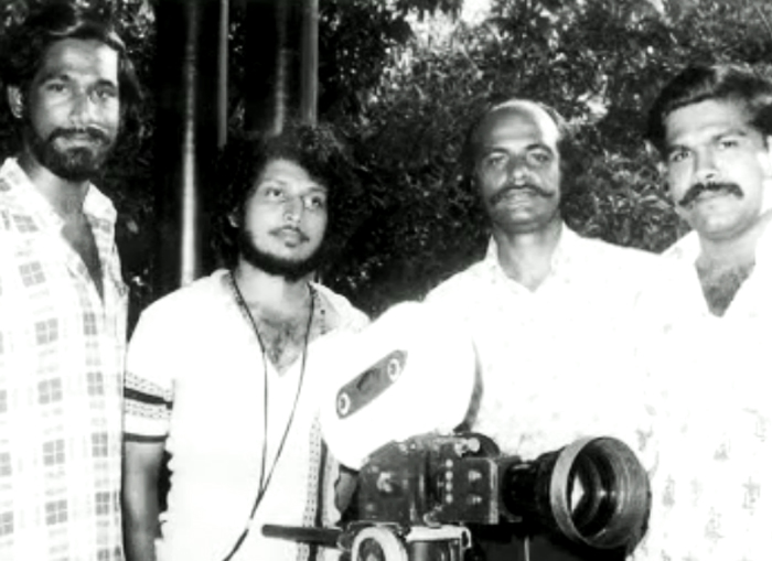 Bharat Gopy's Directorial Debut - Njattadi (1979)