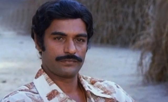 Bharat Gopy in Alolam (1982)