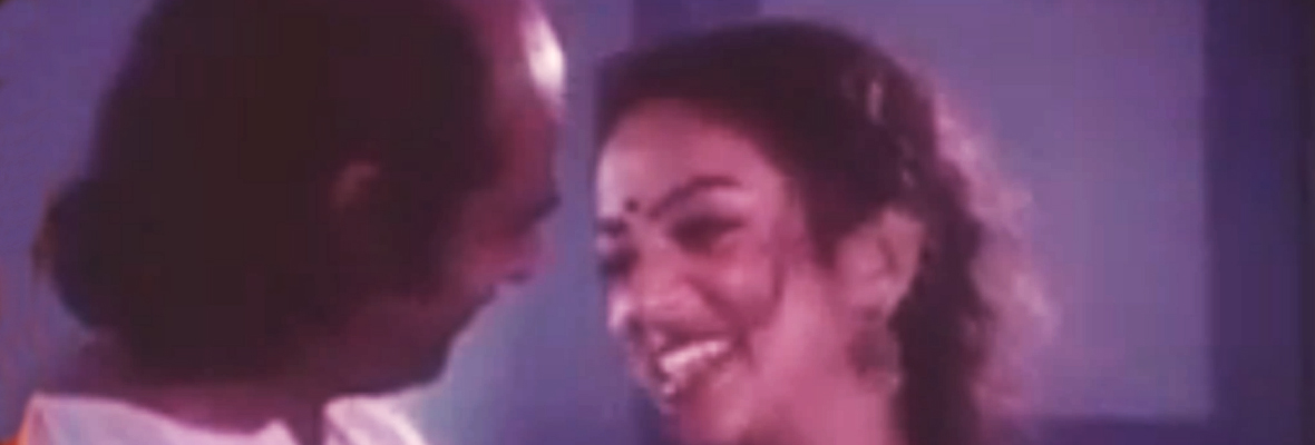 Bharat-Gopy-and-Nalini-in-Lekhayude-Maranam-Oru-Flashback