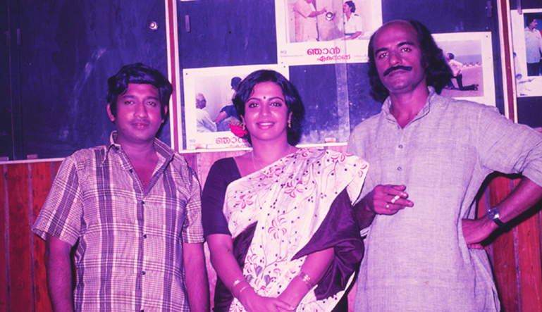 Nedumudi Venu, Srividya and Bharat Gopy - Rachana Preview