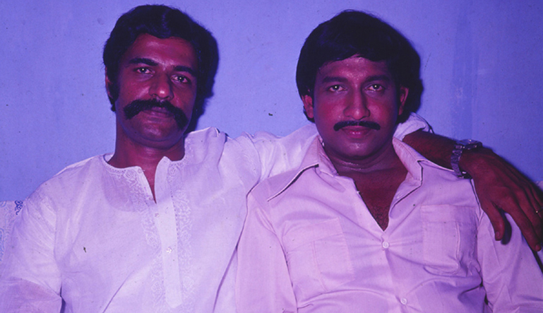 Bharat Gopy and Nedumudi Venu