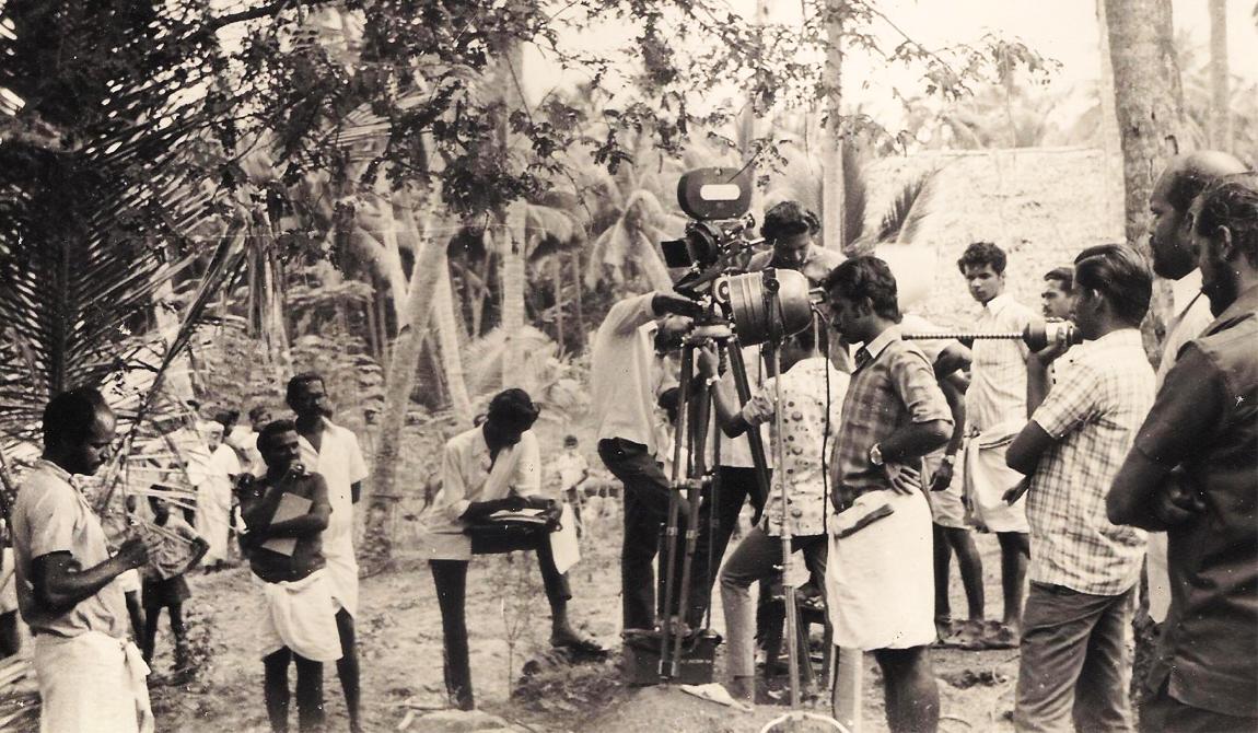 Bharat-Gopy-Kodiyettam-Shooting