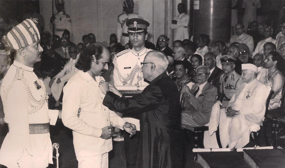Bharat-Gopy-Padma-Sri-Award