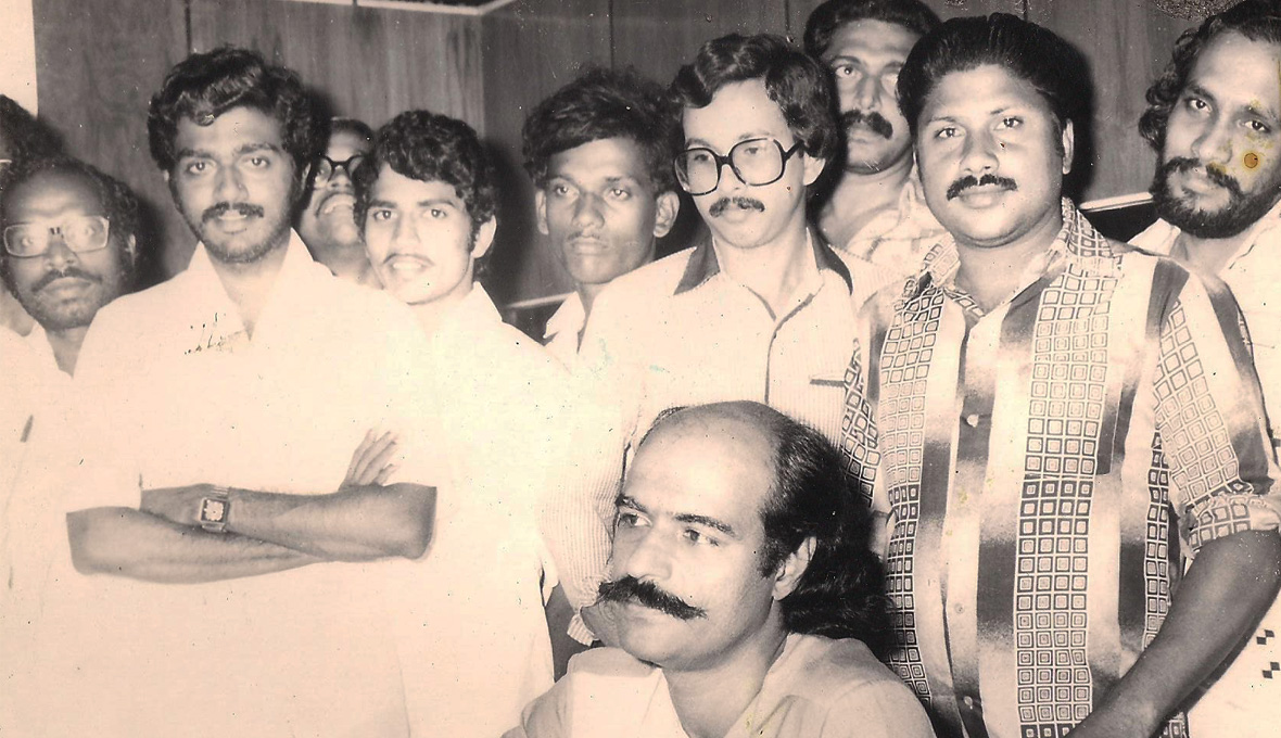 Bharat-Gopy-with-friends-and-well-wishers-undated