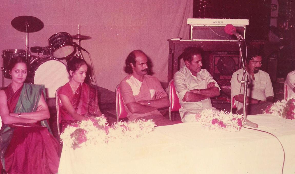 Bharat-gopy,-Balan-K-Nair,-KG-George-and-friends--1