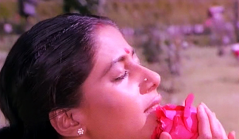 Smita Patil in Chidambaram