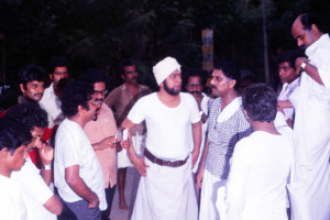 Panchavadipalam Shooting Stills