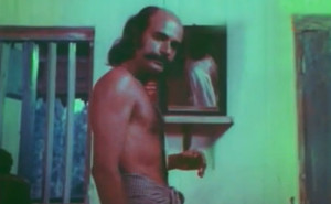 Bharat Gopy as Tablist Ayyappan in Yavanika