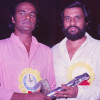 Bharat-Gopy-and-KJ-yesudas-Film-Critics-Award-Ceremony-1983