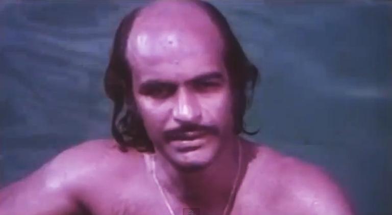 Bharat Gopy in Lekhayude Maranam-Oru Flashback