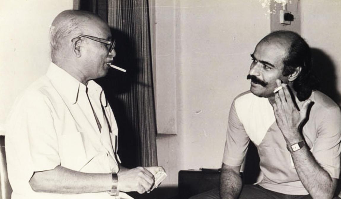 Bharat-Gopy-with-Thoppil-Bhasi