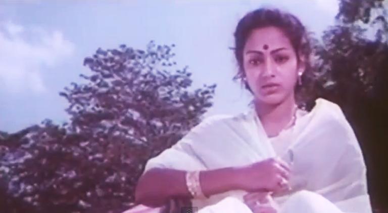 Nalini in Lekhayude Maranam-Oru Flashback