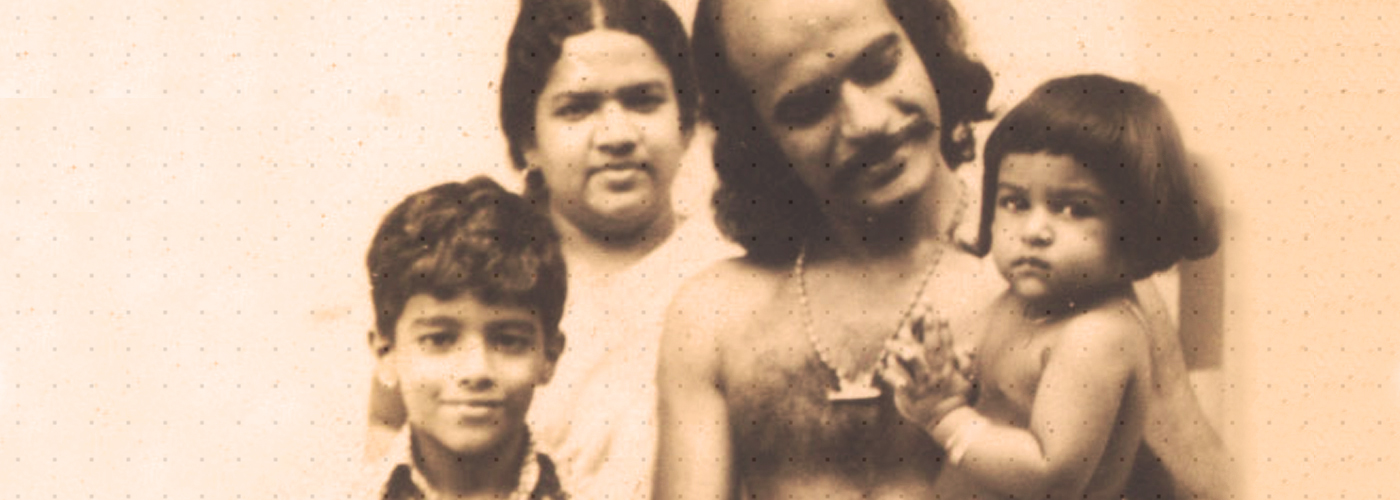 Bharat-Gopy-Family-Early Years