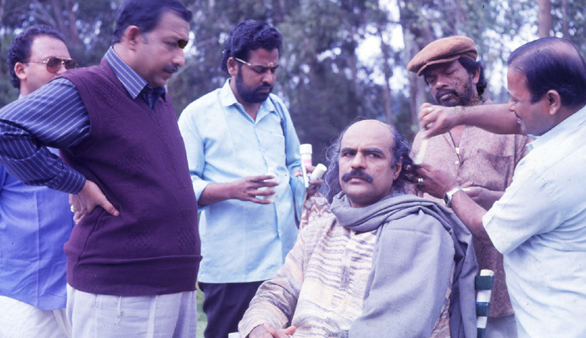 Nedumudi-Venu-Bharat-Gopy-Patheyam-Shoot